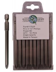 Phillips Drive Bits Standard Type