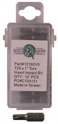 Torx Drive Bits