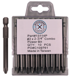 Combo Drive Power Bits